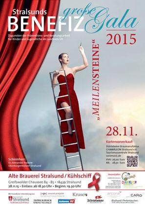 Stralsunds große Benefiz Gala 2015