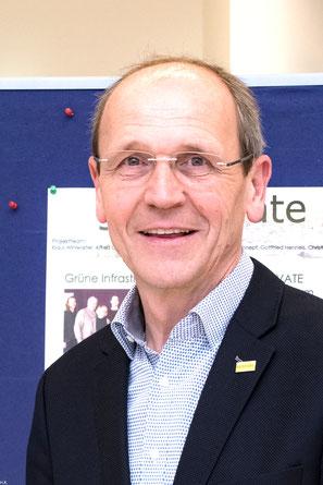 Prok. Ing. Wolfgang Steinschaden, GEDESAG