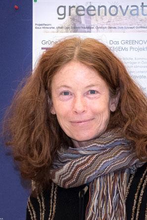 D.I. Christine Rottenbacher, Donau Uni Krems