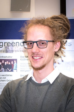 Florian Kraus, BSc, Green4Cities