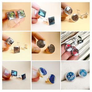 Circuit Accessories Manschettenknöpfe