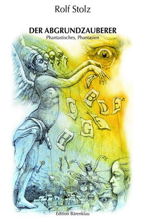 Das Paperback von Rolf Stolz erschien mit Illustrationen von Jean-Claude Coenegracht - in einer farbigen und limitierten und in einer s/w Variante. Das eBook bei Amazon nur mit einer zensierten Covervariante - ISBN 978-3-943561-02-9