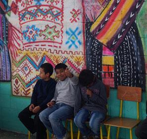 EDELAC FNE Fundacíon Nueva Esperanza Escuela de la Calle Aprosuvi Guatemala Projekt
