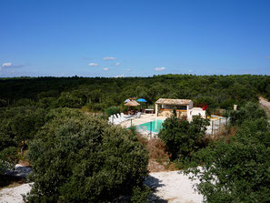 Gîte La Cigalière à Nîmes