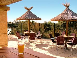 Gîte avec piscine sud France