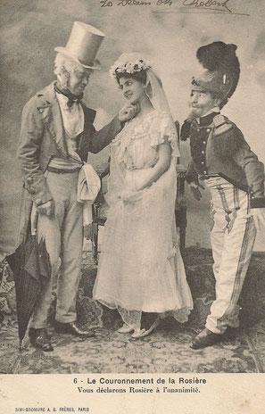 Entretien avec Simone Valade, Rosière en 1949 à Créon