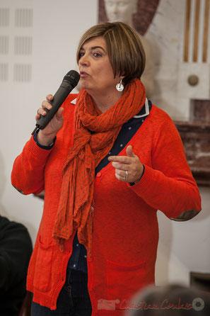 Catherine Veyssy, Vice-présidente du Conseil régional d'Aquitaine, Maire de Cénac
