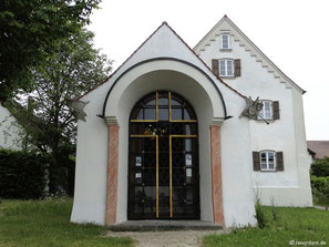 Erlöserkapelle, Biburg