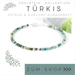 Shopkategorie Türkis Edelstein