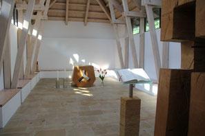 Kapelle Hoheneichen, Objekte Klaus Simon