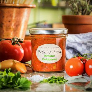 Bolognese Kräuter