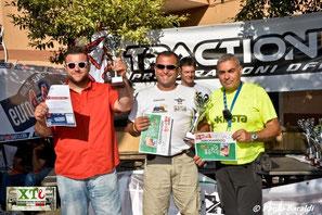 Benigni - Fabbri, vincitori di tappa Preparati
