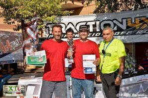 Sturniolo - Passino, vincitori di tappa Superserie