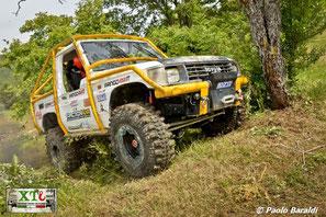 Sturniolo-Papini team Traction 4x4