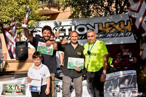Del Sorbo - Santilli, vincitori di tappa Speciali