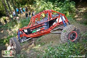 Protano-Del Sorbo, team Teknoauto 4x4