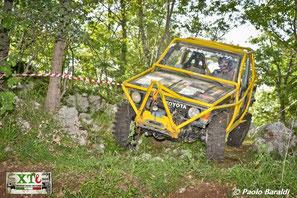 Borzi-Scali team Evolution 4x4
