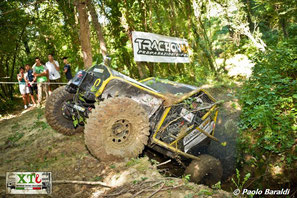 Nardi-Adami, team Traction 4x4