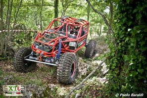 Protano-Del Sorbo team Teknoauto 4x4