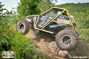 Nardi-Adami team Traction 4x4