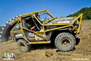 Borzi-Scali, team Evolution 4x4