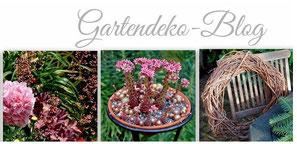 Gartendeko Blogartikel  über Feuerbutze