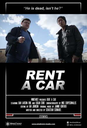 Rent a Car (2016) [Short]