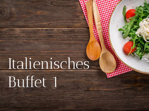 Italienisches Buffet 1, Herkert Catering