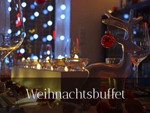 Weihnachtsbuffet, Herkert Catering