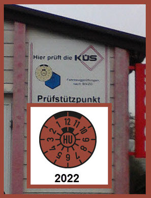 Bild: HU - Prüfstützpunkt der KÜS