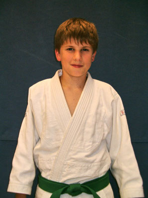 Andreas Müller, lizenzierter Sportassistent  Judo AG WH 2004