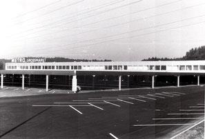 dudweiler, saarbruecken, metro, grossmarkt, camphauser strasse, 1972