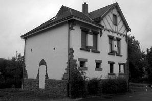 dudweiler, saarbruecken, rathaus, hausmeisterhaus, gefaengnis, 1905