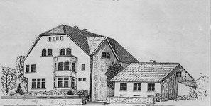 dudweiler, herrensohr, kaltnaggisch, ev. pfarrhaus, rembornstrasse