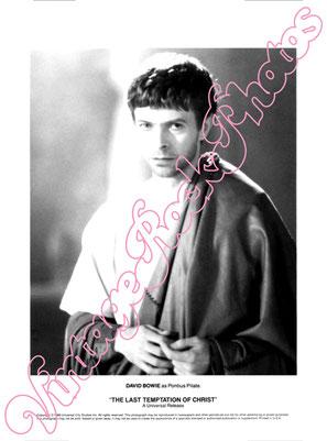 david bowie, the last temptation of Christ, ultima tentazione di cristo