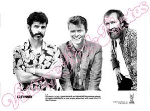 David Bowie, Robert Zemeckis