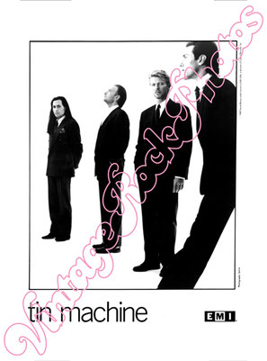 tin machine, david bowie