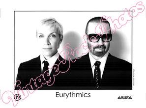 annie lennox, eurythmics