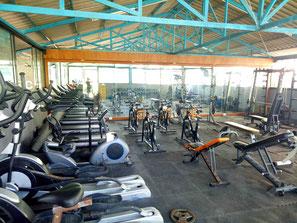 Fitnessstudio Koh Lipe