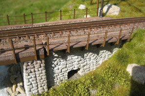 Sidelenbachbrücke, gestaltet