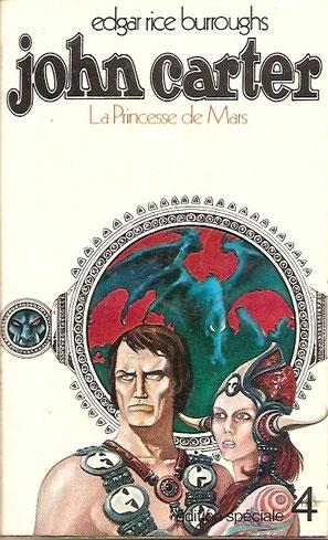 Couverture de Philippe Druillet.