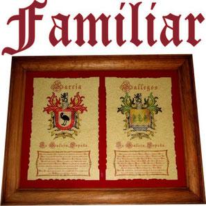 escudo del apellido