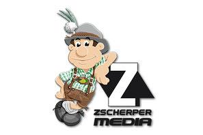 ZscherperMedia Logo