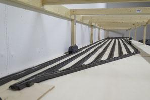 Schattenbahnhof mit C-Gleis