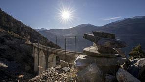 Luogelkin-Viadukt BLS Südrampe