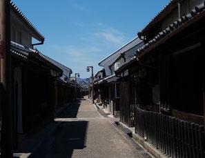 本町筋 Main street