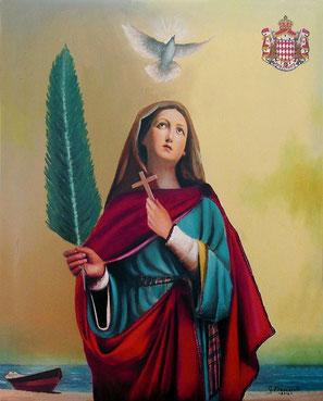 Selon la légende, c'est en l'an 283 après J.C que naquit au hameau de Querci, non loin de Mariana celle que les patriotes Corses en 1731, proclamaient protectrice de la Corse, et qui fut faite en 1820, par la Ste congrégation principale, Patronne de l'île