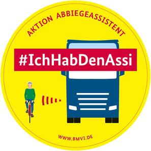 Abbiegeassistent Förderung AAS vom BMVI - Förderung von LKW und Bussen (Bus) sowie LKW von 3,5t - 7,5t ohne Mautpflicht - 80% und max. 1500 € - 21.01.2021 Start der Förderung - BAG BMVI - BAG-Bund - Andreas Scheuer
