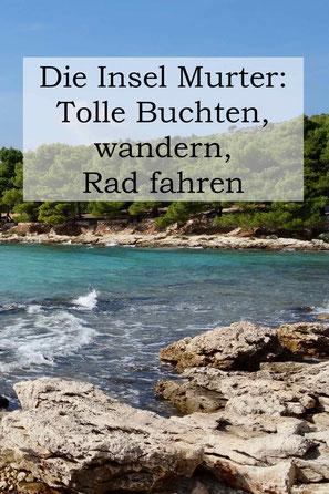 Kroatien Urlaub, Insel Murter: Tipps für die Anreise, Camping, Strände und Buchten.