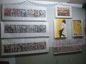 Holz- und Holzschnittdrucke von den Hobbyisten